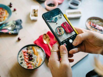 food-blogging