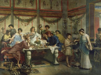 Roberto Bompiani: A Roman Feast