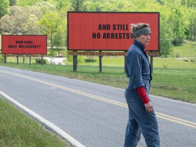 Foto: Three Billboards Outside Ebbing, © Twentieth Century Fox of Germany GmbH