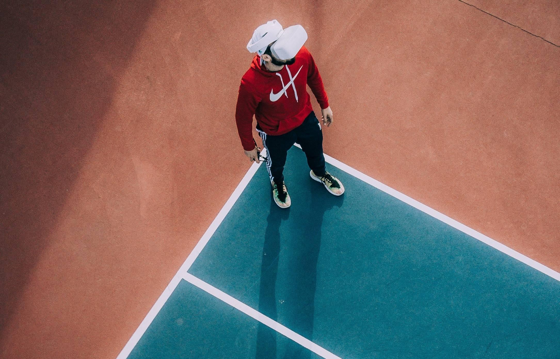 Menschen entwickeln ihre Fähigkeiten am besten im Spiel. Durch VR steigen die Möglichkeiten, verschiedene Praktiken spielerisch zu übersetzen. Foto: Martin Sanchez