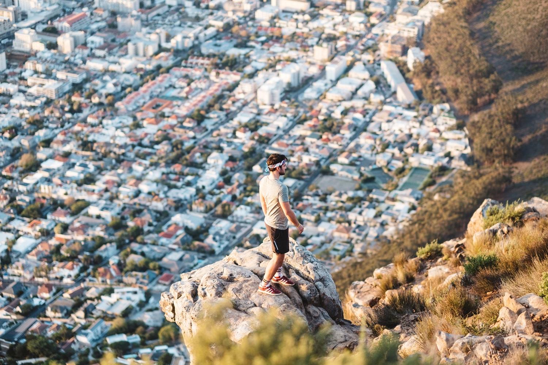 Cape-Town bietet seinen Bewohnern viele Fitness-Möglichkeiten. Foto: Kym Ellis