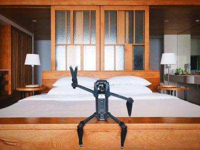 Roboter sagt Hi!