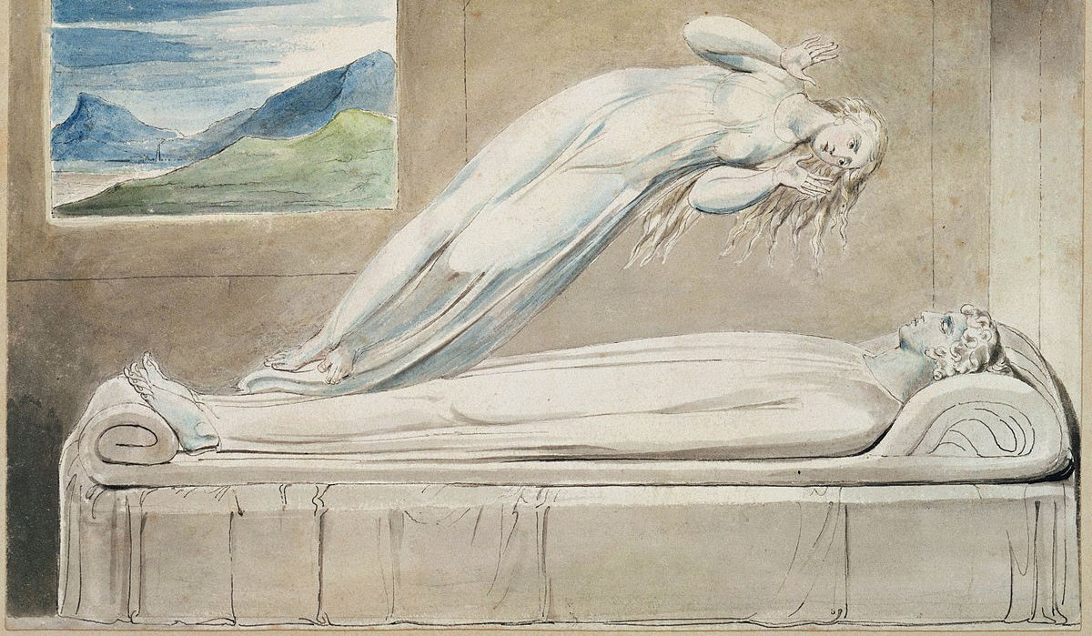 Illustration, William Blake