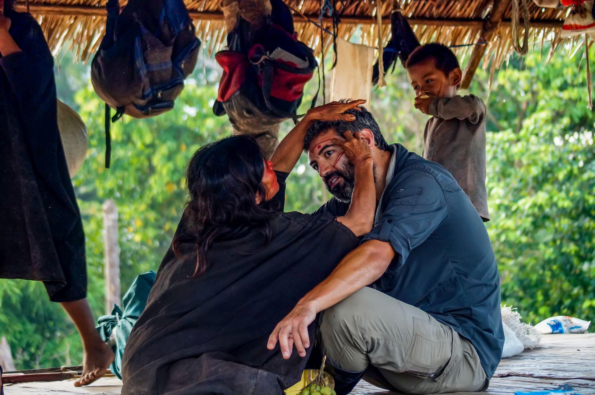 Shenika, Amazonas. Foto: Reza Pakravan