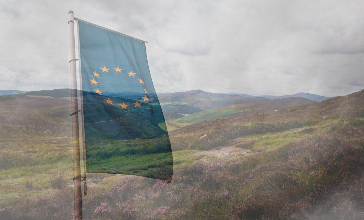 Ireland Flag Europe