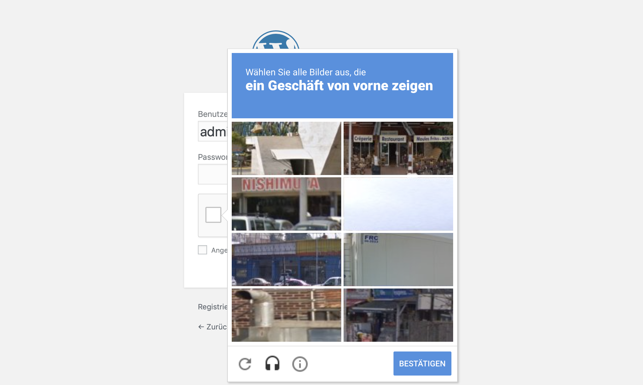CAPTCHA google