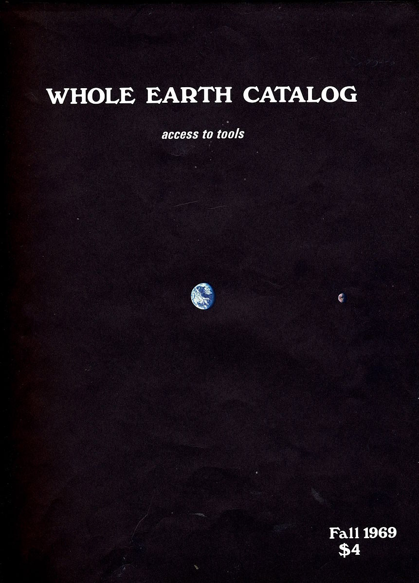 Whole Earth Catalogue
