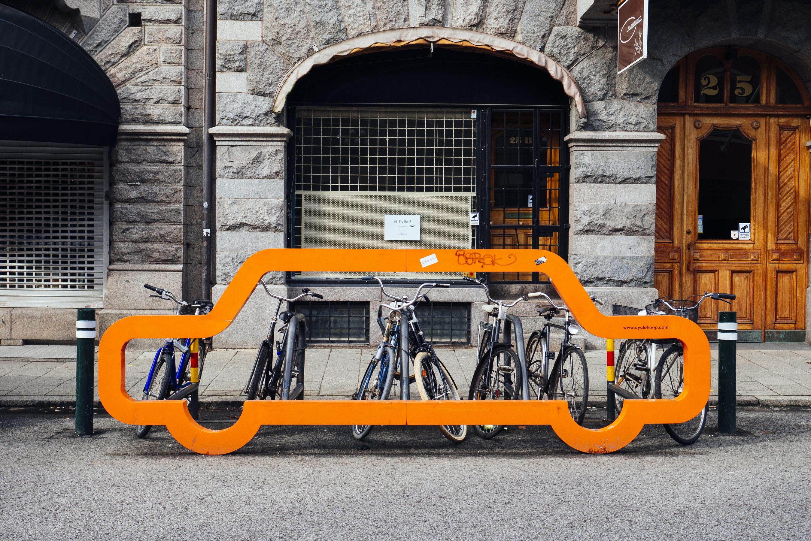 Fahrrad statt Auto umweltfreundlich