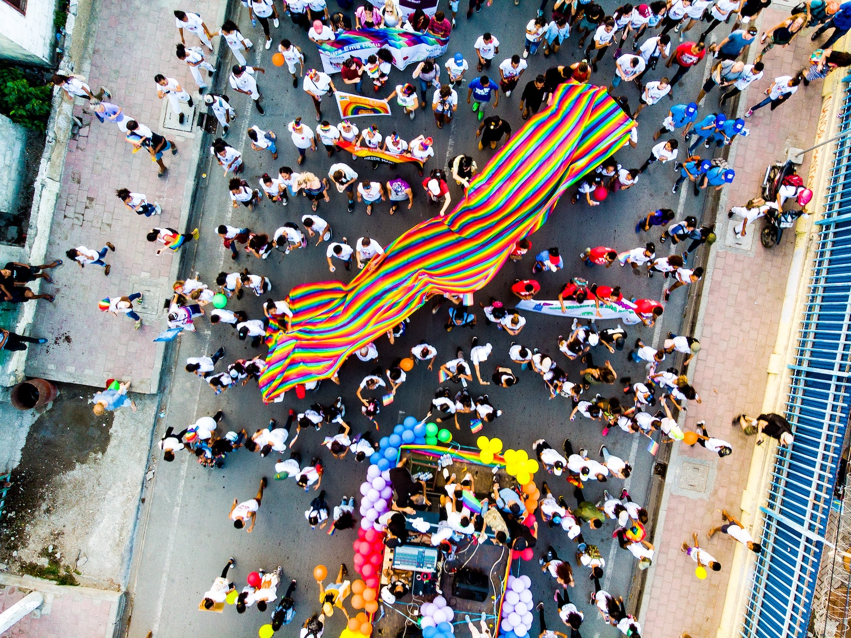 Pride ist ein weltweites Phänomen. Foto:Tanushree Rao