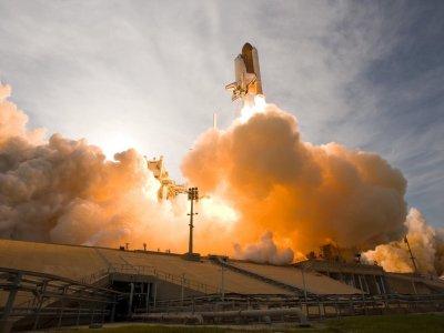 So sollen Partygäste zu einem spektakulären Festival auf dem Mars geflogen werden. Foto: Pixabay.