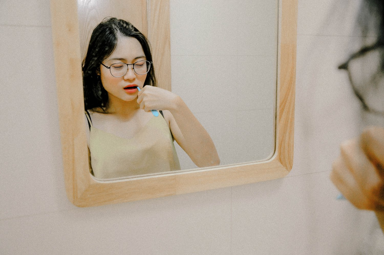 Wer sich nicht pflegt, vernachlässigt den Körper und verstößt gegen die Natur. Foto: Phuong Tran.