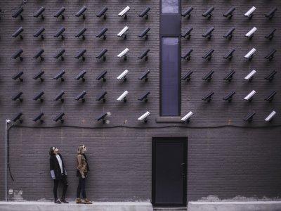 Unsere Leben werden furch Digitalisierung immer leichter – aber auch immer durchsichtiger. Foto: Matthew Henry.