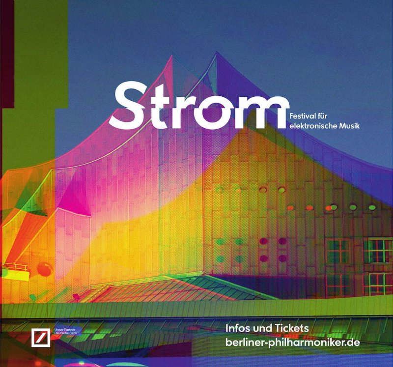 2020 organisiert die Berliner Philharmonie zum ersten Mal ein elektronisches Musikfestival – das