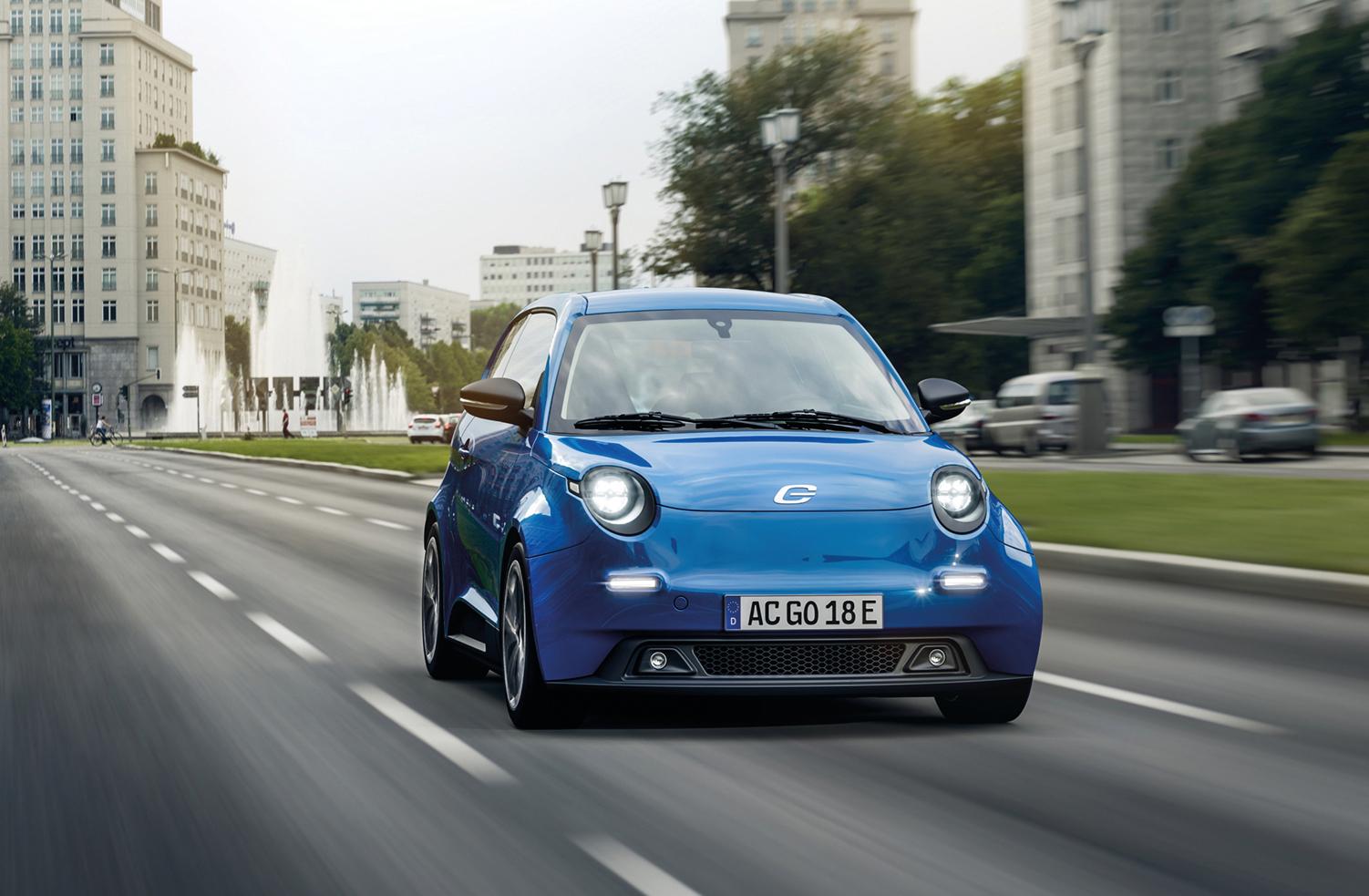 Elektromobilität: die e.GO AG macht es sich zur Aufgabe, den Trend für jedermann möglich zu machen. Foto: e.GO Mobile AG.