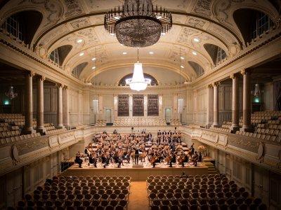Opernhäuser, Theater und Konzertsäle bleiben derzeit fast überall geschlossen. Foto: Manuel Nägeli.