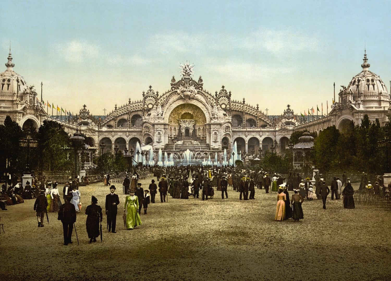 Paris in der Belle Epoque, New York zu Beginn des 20. Jahrhunderts und Moskow zur Zarenzeit – aber neu und in Farbe, dank KI. Foto: