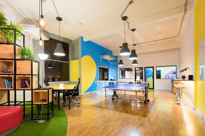 Besonders Start-ups scheinen mit den spielerischen Elementen ihrer Unternehmenskulturen den Zahn der Zeit zu treffen und punkten mit Ideenreichtum. Foto: Slidebean.
