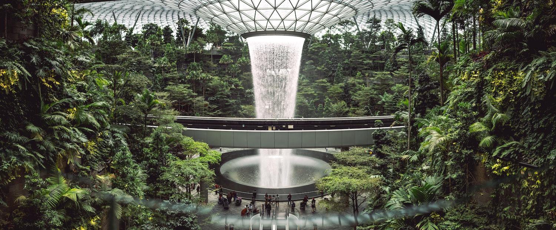 Wirtschaft & Nachhaltigkeit. Das muss in Zukunft gemeinsam funktionieren. Photo: Darren Tan