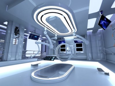 Wie sieht wohl die Krankenversorgung in den Krankenhäusern der Zukunft aus? Foto: Piqsels.