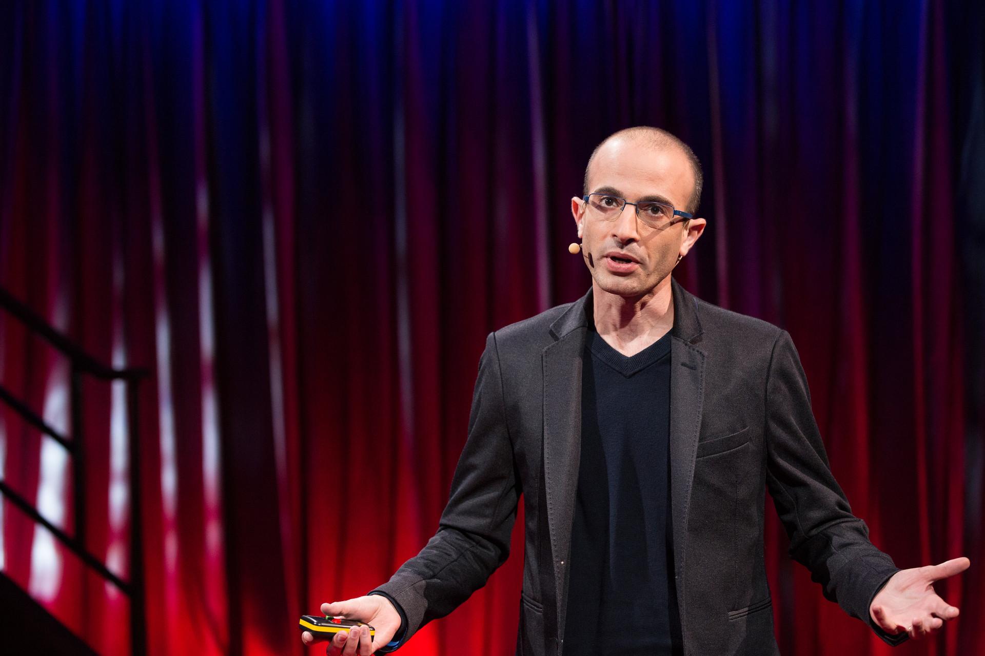 Warum haben wir Angst vor Innovation? Mit Yuval Noah